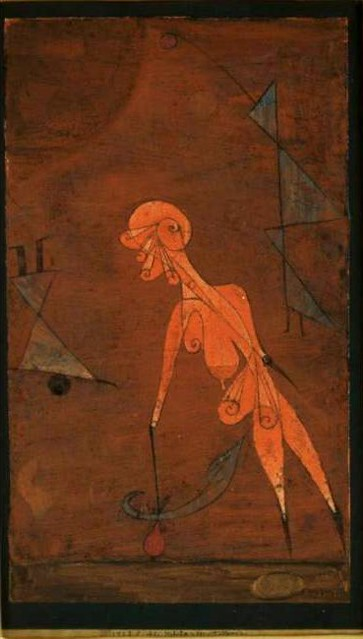 Klee, Paul (1879-1940) - 1923 Schlangen-Toterin (Sotheby's New York, 2005)