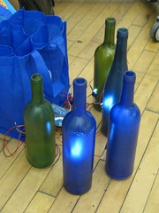 glass bottle, drinkware, cobalt blue, bottle, beer bottle, glass, wine bottle,