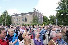 Schiedam - Opening De Kameel - veel publiek 3800
