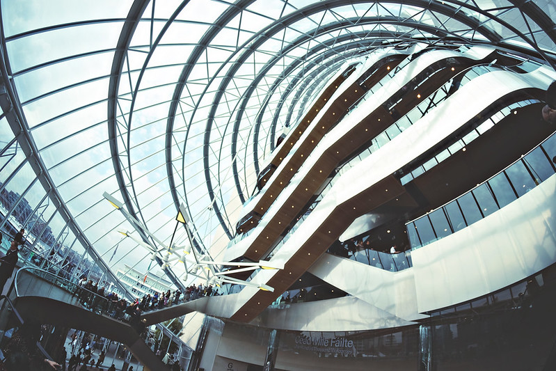 Dublin's National Convention Centre