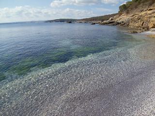 Obraz Маслен Нос Plaża o długości 143 m. blacksea черноеморе приморско масленнос primorsko maslennos beach пляж