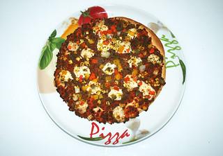06 - Pizza Lahmacun Style - fertig