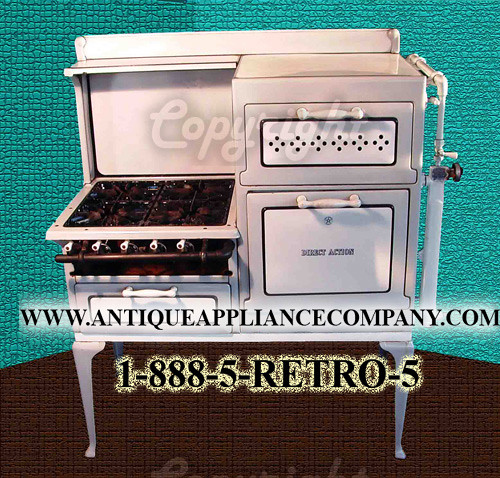 antique cooking stoves