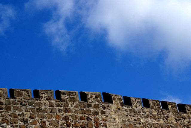 The Sky above the Wall