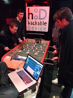 baby2hit (c) h:D Hackable Device
