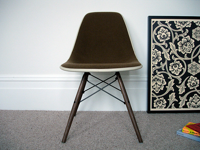 dsw chair by charles eames, 7
