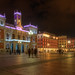 Plaza Mayor, Valladolid (Spain), HDR