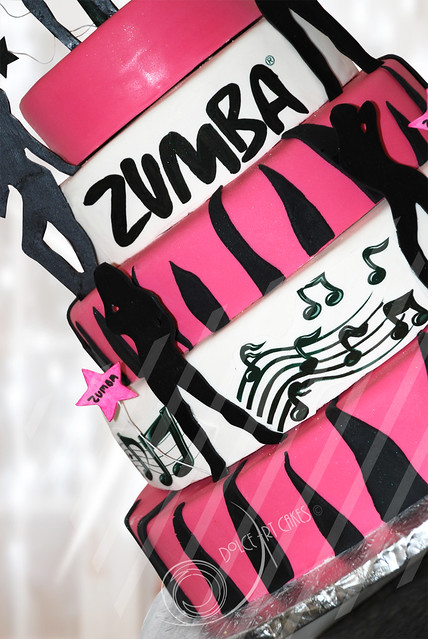 Zumba Cake Photos http://www.flickr.com/photos/47663090@N05/5246835817/
