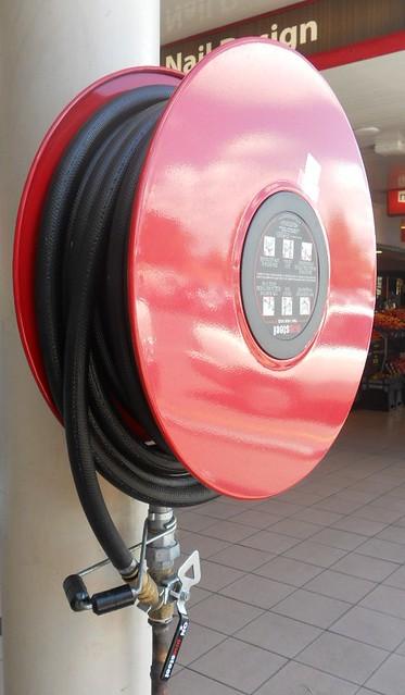Fire Hose Reel System Design