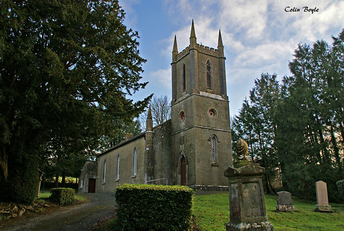 Christ Church , Ballyjamesduff , County Cavan (1834)
