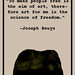 beuys quote by alyceobvious