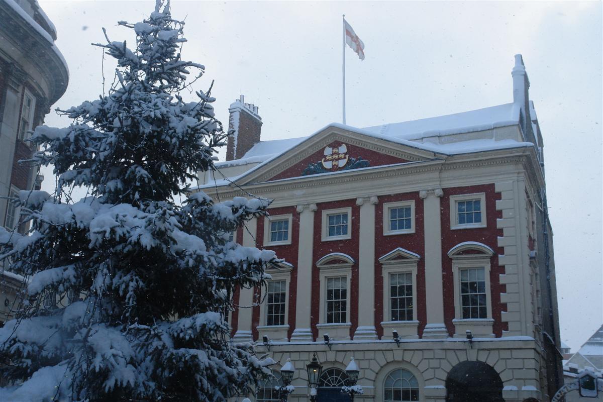 Mansion House de York York, magia e historia tras la nieve - 5272922229 2359a5788b o - York, magia e historia tras la nieve