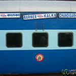 Bikaner to Chandigarh Express in India