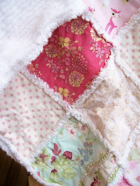 Shabby Chic Rag Quilts | 375 x 500 · 144 kB · jpeg