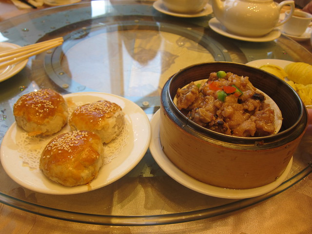 Dim Sum | Shiang Garden Restaurant