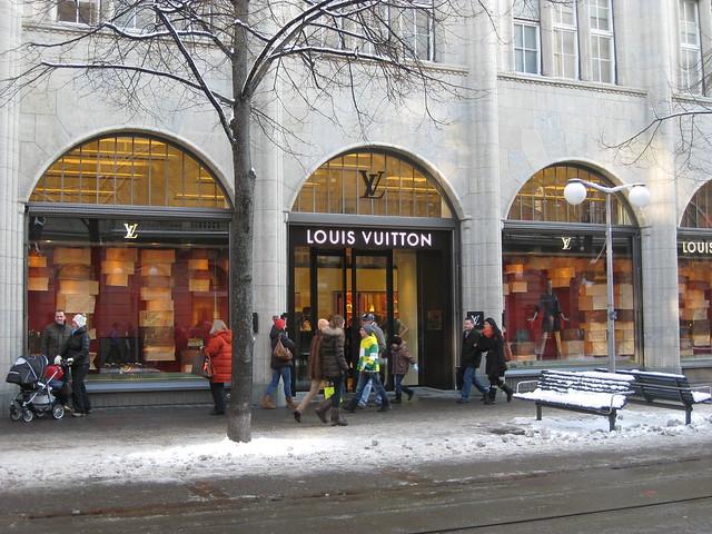 Louis Vuitton Schweiz Zürich