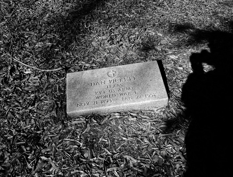 College Memorial Park Cemetery, Houston, Texas 0101111349BW
