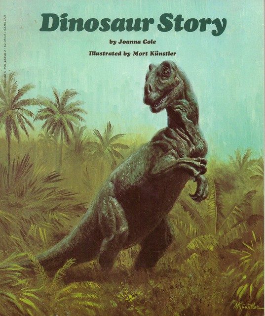 how to build a dinosaur book