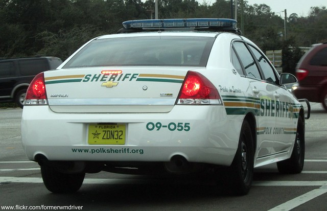 Polk county sheriff chevrolet impala flickr photo for Lakeland motor vehicle and driver license services lakeland fl