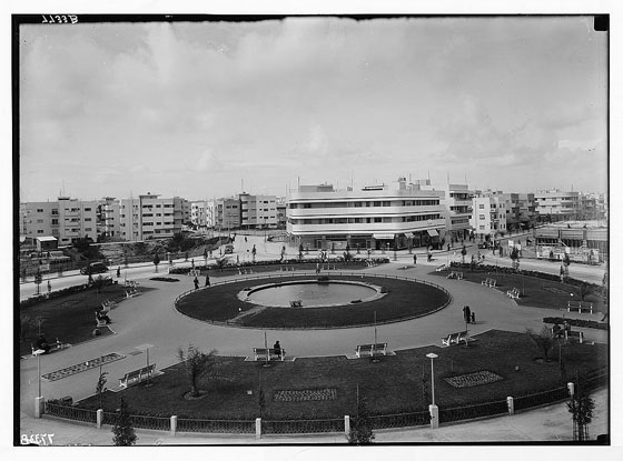 כיכר דיזנגוף ההיסטורית