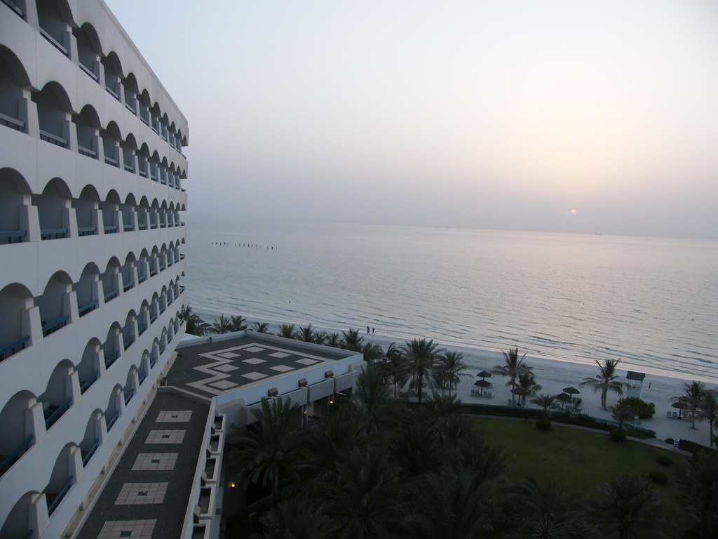 Kempinski Hotel Ajman, UAE // Magical Views // Excellent Times // Beautiful Moments // ENJOY!