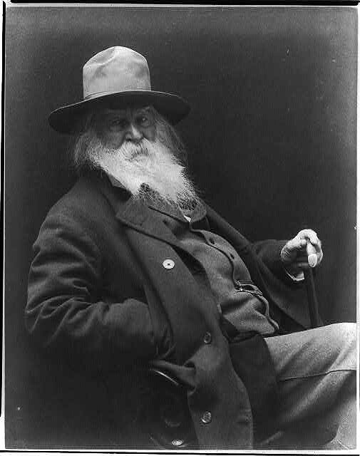 comparison of walt whitman and isadora It has been accepted for inclusion in walt whitman quarterly review  from  isadora duncan's philosophy, tamiris believed an artist had to be a citizen and an  active one2 descriptions of duncan's dance movements, as compared to those.