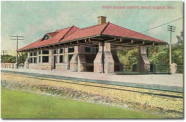 West Baden Depot West Baden Indiana Flickr Photo