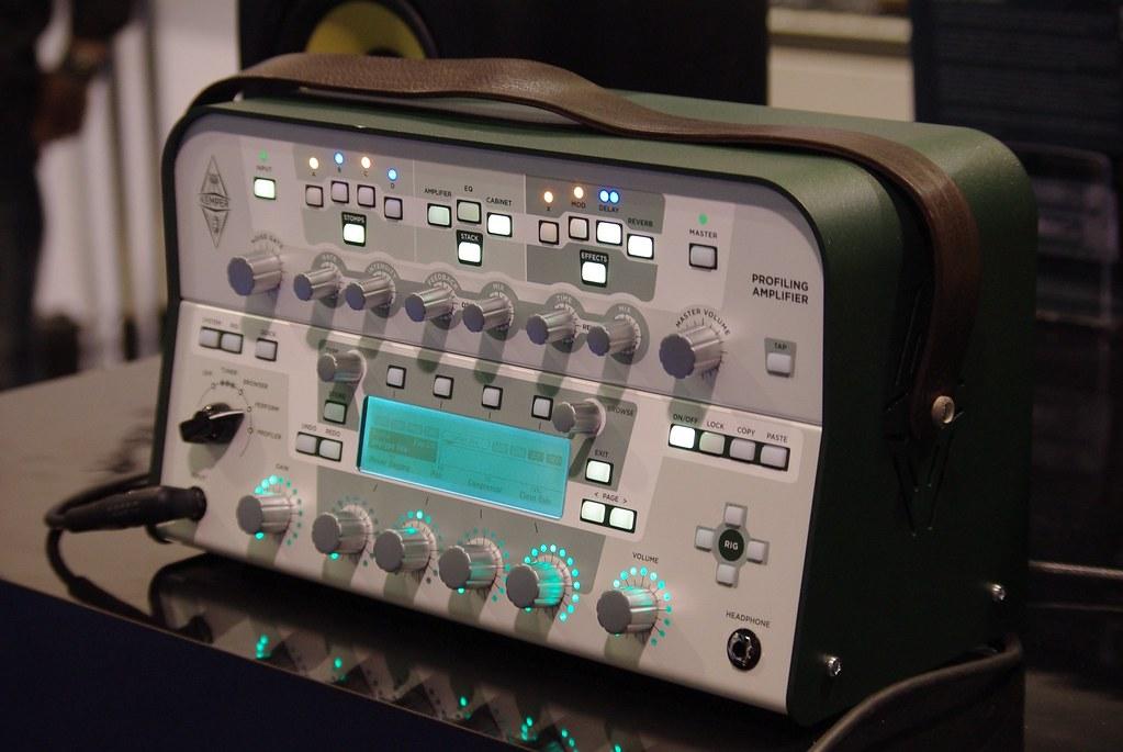 The Kemper Profiling Amplifier