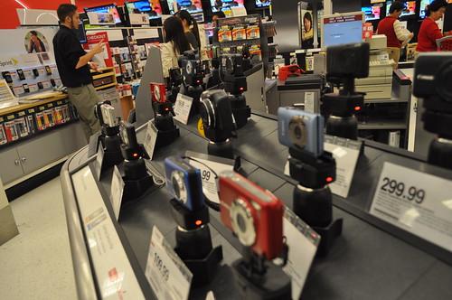 Camera Department at Target