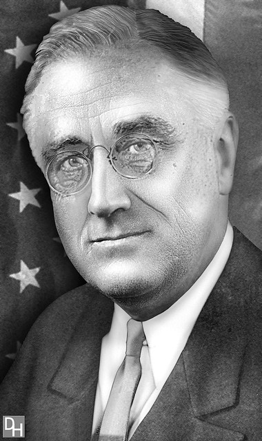 A research on the influence of franklin d roosevelt