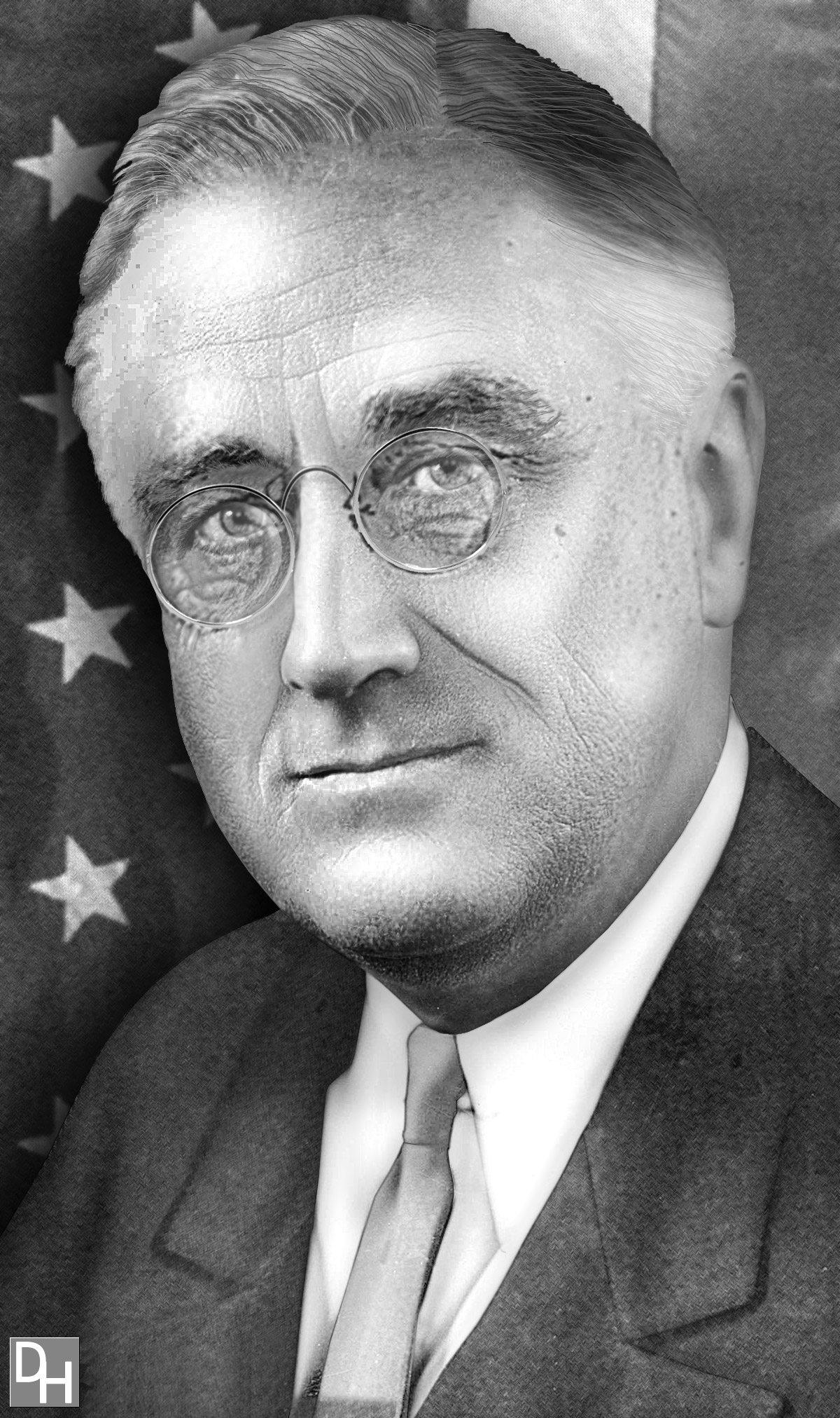an analysis of the administration of franklin d roosevelt The administration adopted a policy of moderate currency inflation to start an upward the increasing pressures of the great depression caused president roosevelt to back a new set of economic and social measures william e franklin d roosevelt and the new deal harper and.
