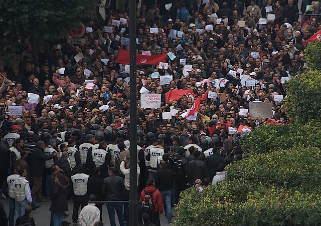 Tunisian Revolution -Jan20 DSC_5305