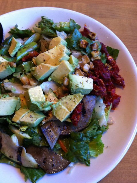 Grilled Vegetable Salad California Pizza Kitchen Flickr Photo Sharing