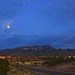 Moonrise Placitas, New Mexico