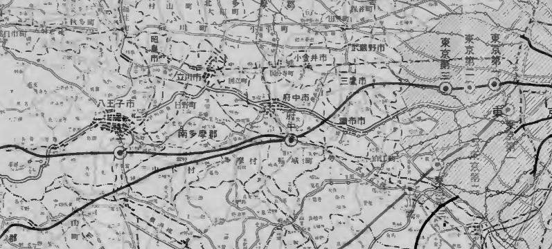 中央自動車道 南アルプスルート詳細図5