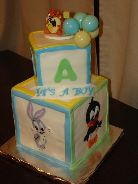 5212071765 b5636edaca for Baby looney tune decoration