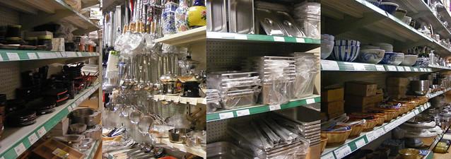 Yongda Aziatische keukenspullen