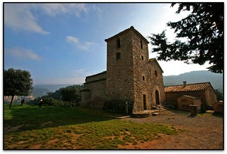 Església de St. Pere de Valldeneu, St. Martí de Centelles