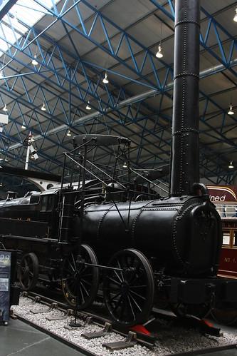 York, National Railway Museum