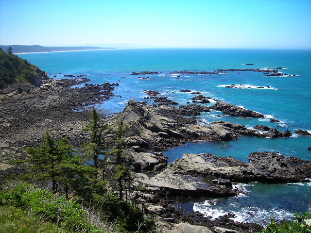 Rocky Shore: Scenery