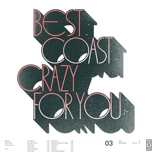 03. Best Coast - Crazy For You