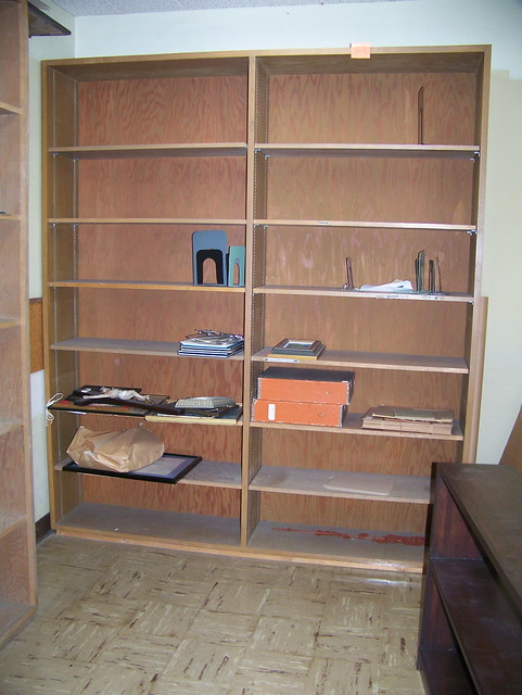Double 7foot Bookcase  Flickr  Photo Sharing