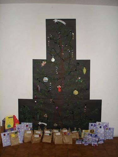Árbol de navidad 2007