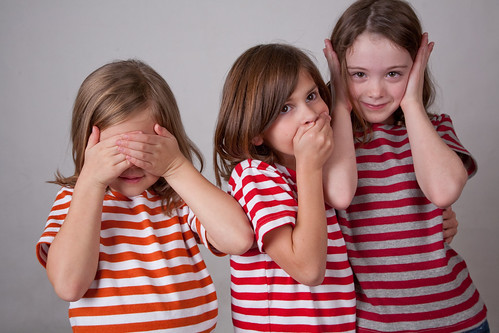 Striped Girls