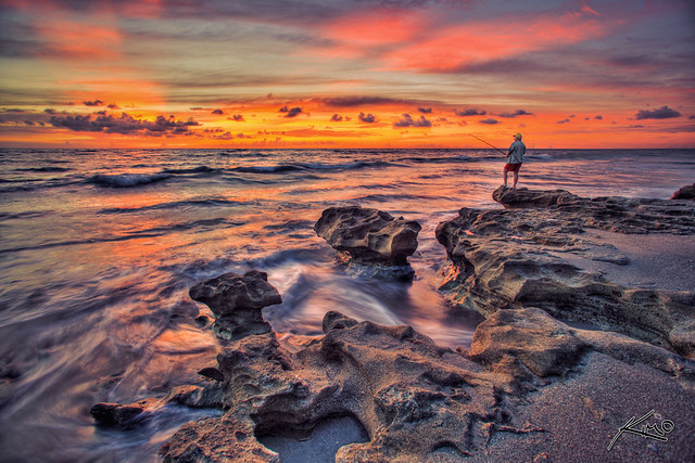 Fishing At Carlin Park In Jupiter Florida Flickr Photo