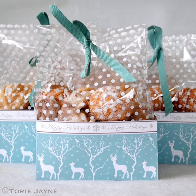 Hand made packaging