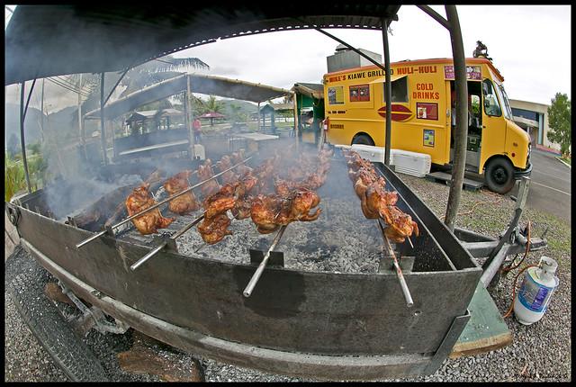 Hawaii Architect Craves Huli-Huli Chicken