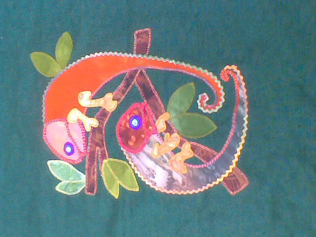 Sri lanka embroidery flickr photo sharing