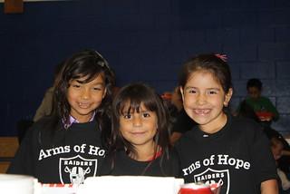 Arms of Hope- San Antonio Raiders 184