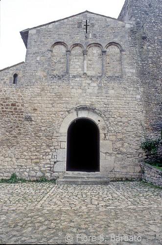 San Benedetto in Perillis (AQ), 1993, L'Abbazia di San Benedetto.